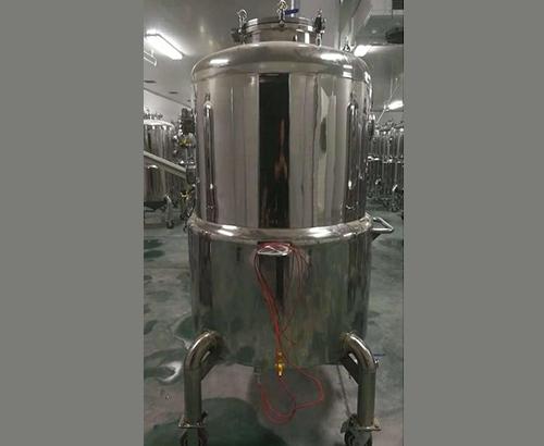 液体菌种发酵罐